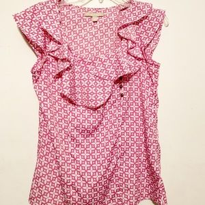 Banana Republic Outlet Blouse- Size Small